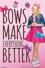 JoJo Siwa (Big Bow) - Bows Make Everything Better POSTER 61x91cm NEW dance moms
