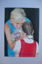"""198) ROYALTY ~ DIANA ~ THE PRINCESS OF WALES 1961 -1997 ~ """"THE QUEEN OF HEARTS"""""""