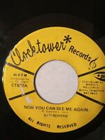 """Ken Boothe – Now You Can See Me Again  - 7"""" Vinyl Single 1974"""