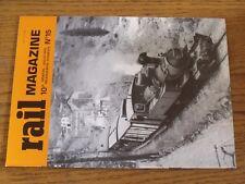 $$$ Revue Rail magazine N°15 StelyrailBB 7003231 B230E 93Rheingold