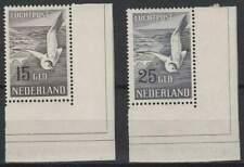 Nederland Postfris luchtpost 1951 MNH LP12-LP13 - Meeuwen (2)