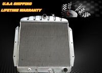 3 ROWS ALL ALUMINUM RADIATOR 1955 1956 57 58 1959 Chevy//Chevrolet TRUCK PICKUP
