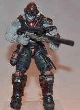 Loose NECA Locust Sniper (Version 2) Figure GEARS OF WAR 2 gow LOCUST Toys R US