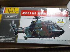 HELLER Super Puma-Model Kit 1/72