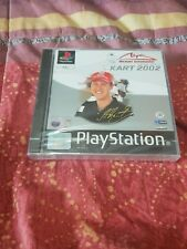 michael schumacher racing world kart 2002  PS1 pal españa NUEVO PRECINTADO