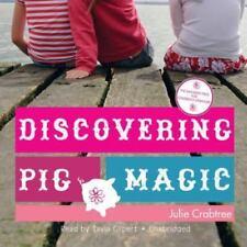 Discovering Pig Magic by Julie Crabtree (2012, CD, Unabridged)