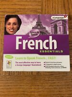 Learn To Speak French Computer Software