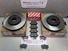 Toyota Avalon Camry Solara Front Brake Pads & Rotors Set Genuine OEM OE