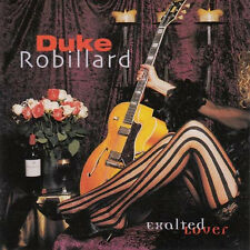 Duke Robillard – Exalted Lover   CD NEW