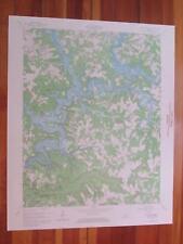 Nolin Lake Kentucky 1978 Original Vintage USGS Topo Map