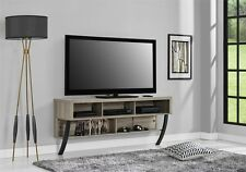 Altra Furniture Altra Asher Wall Mounted 65inch TV Stand, Sonoma Oak 1757196PCOM