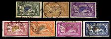 1900-29 FRANCE LIBERTY & PEACE ISSUES - USED - FINE+ - CV$12.80 (ESP#2772)