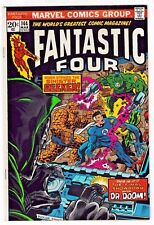 FANTASTIC FOUR #144 (VF/NM) DOCTOR DOOM Cover Story Appearance! 1st SEEKER! 1974