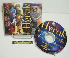 "++ original soundtrack - the legend of ZELDA ocarina of time "" HYRULE "" nintendo"