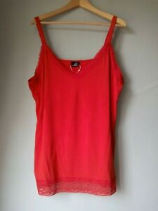 Haut rouge Emilia Lay Tfr48
