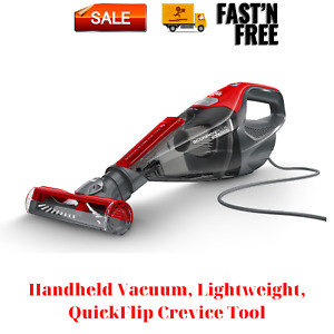 Dirt Devil Scorpion Plus Handheld Vacuum Corded Hand Vac Home Wired Cleaner Safe