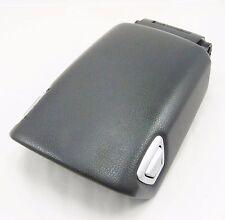 05-09 Volvo S60 V70 Armrest Arm Rest BLACK Console lid OEM w/Cup Holder/Storage