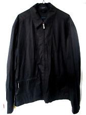 Ermenegildo Zegna designer + Zegna Sport  jacket + size:XXL +Black+
