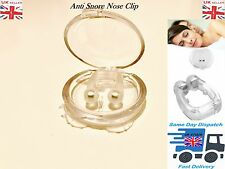 Anti Stop Snoring Snore Free Magnetic Silicone Snore Stopper Sleep Device Clip