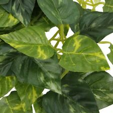 6.56ft Artificial Ivy Leaf Garland Plants Vine Fake Foliage,Rohdea BT
