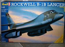 Revell Rockwell B-1B Lancer 1:48 model airplane kit #04560 - Brand New in box