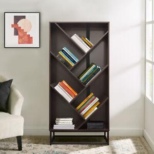 Bookshelf Display Storage Rack Wine Cabinet Bookcase Stand Bookshelves Shelf