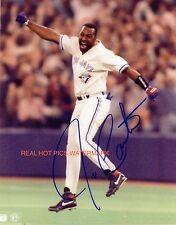 ** JOE CARTER ** Toronto Blue Jays Autographed 8x10 Photo (RP)