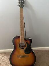 Mitchell D120 Dreadnought Acoustic Guitar Sunburst
