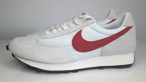 Nike Daybreak White University Red BV7725-100 Mens Running Shoes Size us 10
