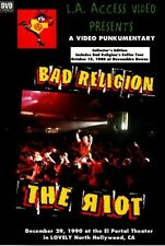 Bad Religion: The Riot (2001, REGION 1 DVD New)