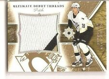 Ryan Whitney 2005-06 Upper Deck Ultimate Collection Debut Threads Patch 51/60