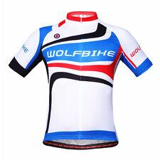 Unisex Adults Cycling Jerseys