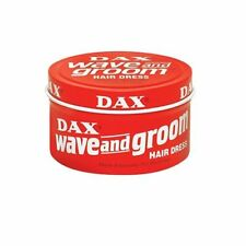 DAX HAIR WAX WAVE AND GROOM RED HAIR DRESS STYLE 99g **FREE POST**