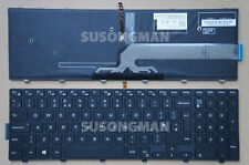 New for Dell Inspiron 7000 series 7557 7559 Keyboard UK Backlit