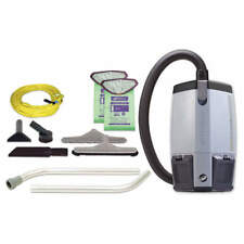 PROTEAM ProVac Backpack Vacuum Cleaner,9.6 lb., 107363