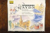 Joseph Haydn Symphonies - Robert Haydn Clark (1991) 4CD UK, Very Good - 70012