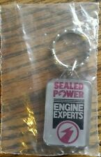 VINTAGE FEDERAL MOGUL KEY CHAIN SEALED POWER ENGINE EXPERTS