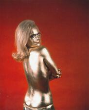 Shirley Eaton UNSIGNED photo - 3338 - James Bond - Goldfinger