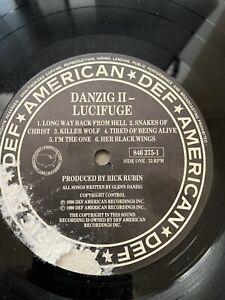 Danzig - Danzig II Lucifuge 846 375-1 Vinyl Album