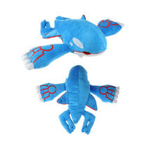 Pokemon Center Kyogre Plush Toy Stuffed Pokedoll 9 inches New