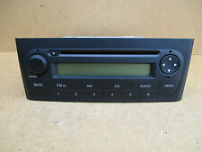 Fiat Punto F199 CD Grunding Radio Stereo CD Player +CODE 7354107270