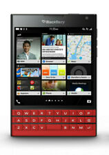 BlackBerry Passport - 32GB - Red (T-Mobile) *MINT SCREEN *FAST FREE SHIPPING