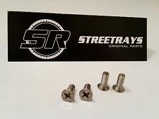 StreetRays Honda & Acura Integra Civic Brake Rotor Screw 6mm Metric bolt (Qty 4)