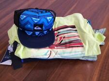 FREE POST Boys All New Bulk Summer Clothes Sz 7, 14 Items,Quicksilver,Mossimo
