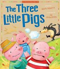 The Three Little Pigs Fairy Tales Paperback