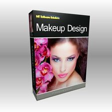 Makeup Virtual Makeover Hairstyler Hair Tester Software Computer Program