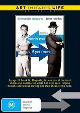 Catch Me If You Can - Art Imitates Life (DVD, 2009)