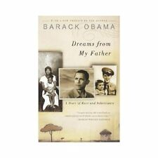 Dreams from My Father by President Barack Obama FREE SHIPPING paperback book of