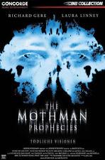 $ DVD * DIE MOTHMAN PROPHEZEIUNGEN - TÖDLICHE VISIONEN # NEU OVP