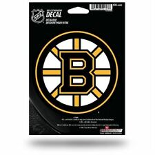 Boston Bruins Decal Sticker Auto Car Die Cut Rico NHL Medium VDCM